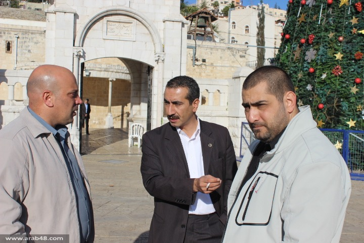 """رجل الأعمال الشوا لـ """"عرب 48"""": التواصل مع الداخل الفلسطيني ليس تطبيعا"""