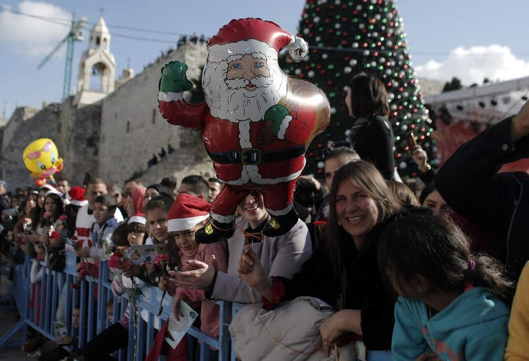 """سلمان لـ""""عرب48"""": """"الطابع الشعبي يغلب على احتفالات الميلاد في بيت لحم"""""""