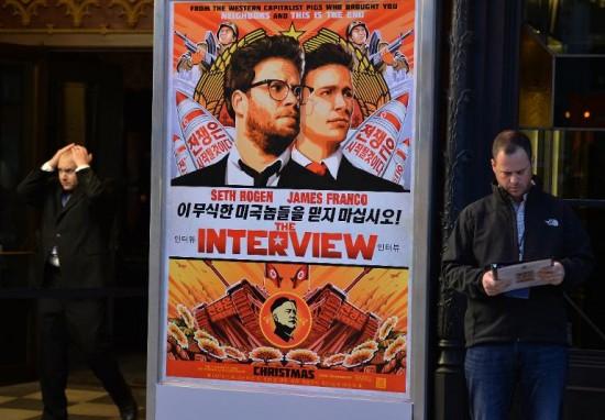 """فيلم """"المقابلة"""" عن كيم جونغ أون يعرض على الإنترنت"""