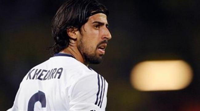 سامي خضيرة يرغب في تمديد ارتباطه بريال مدريد