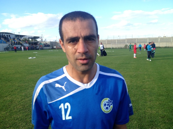 """بسام غنايم لـ""""عرب48"""" : بإمكاني اللعب موسمين في الدرجة الأولى"""