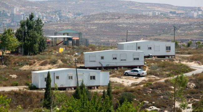 المحكمة العليا تقضي بهدم إحدى أكبر البؤر الاستيطانية في الضفة الغربية