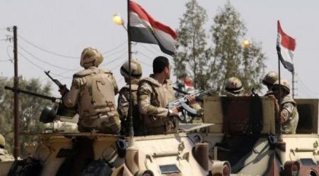 مقتل ضابط وجندي وإصابة ثالث في شمال سيناء
