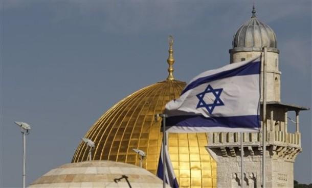 """متنافس بقائمة """"البيت اليهودي"""" يدعو لرفع العلم الإسرائيلي بالأقصى"""