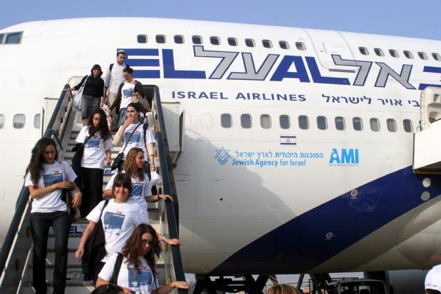 الهجرة اليهودية إلى إسرائيل تسجل رقما قياسيا منذ 10 أعوام