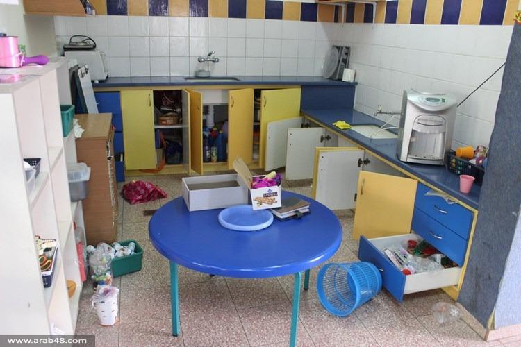 طمرة: عملية سطو وتخريب في أربعة رياض أطفال