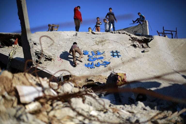 الشكوى الأولى للجنائية الدولية: جرائم الحرب خلال العدوان على قطاع غزة