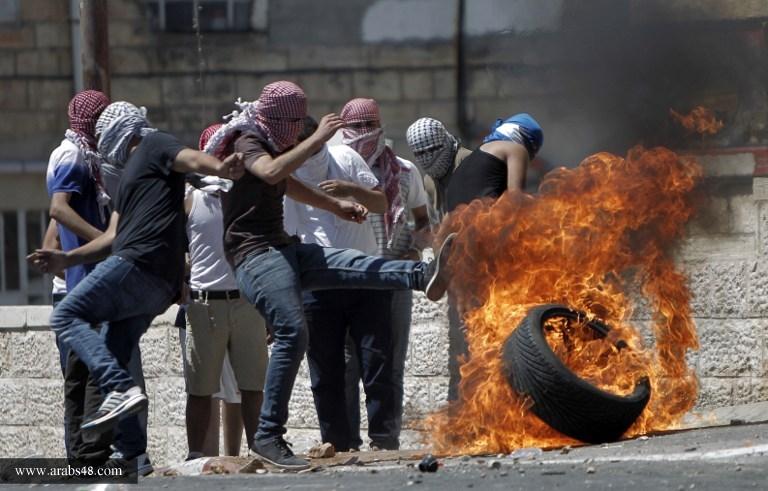 عام 2014 بالقدس: 15 شهيداً واعتقال حوالي 2250  فلسطينيا بينهم 700 قاصر