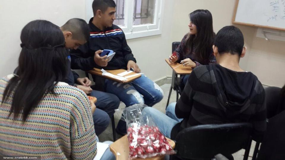 مبادرات لحركة حق الشبابية ومعايدات بالعام الجديد