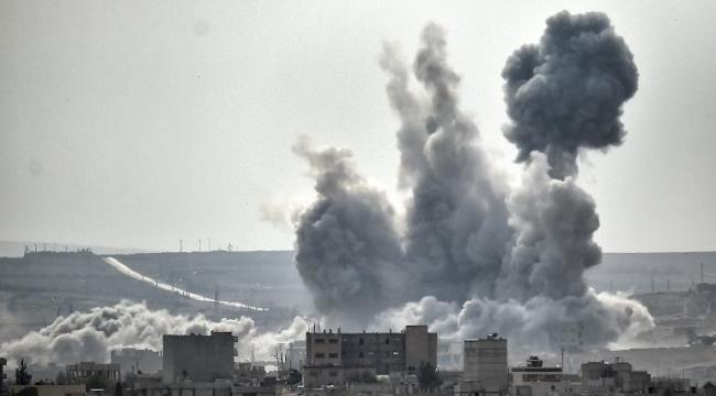 مقتل 24 من داعش وسبعة مقاتلين أكراد في عين العرب