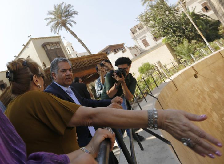 اكتشاف تحصينات دفاعية في سيناء تضيء جانبا من تاريخ الفراعنة العسكري