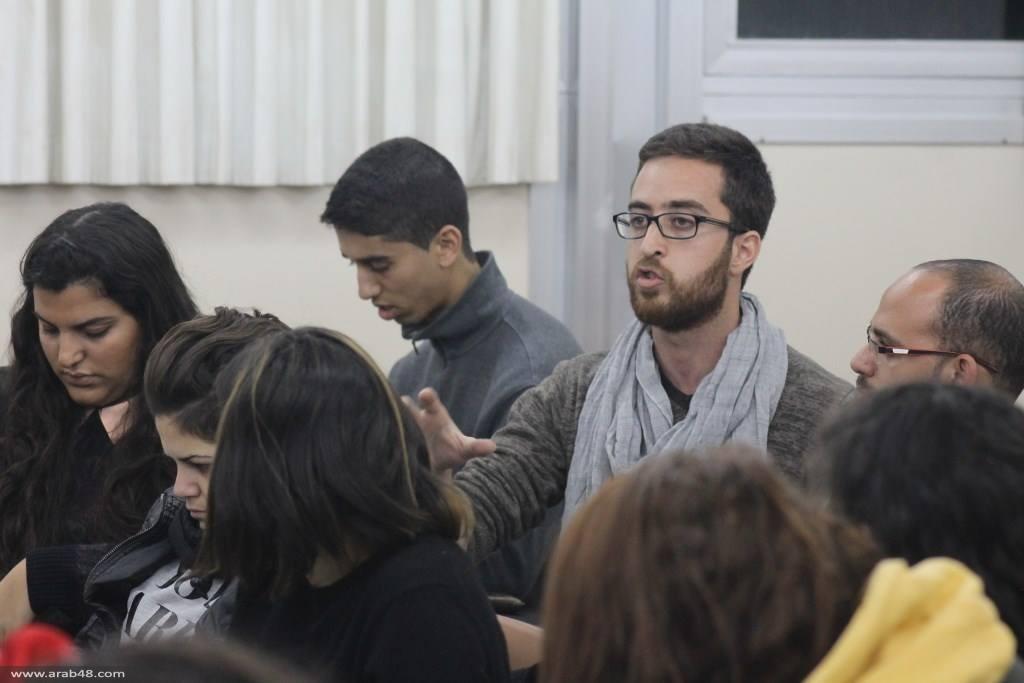 """انطلاق حراك """"فلسطينيّة"""" في الشيخ مونّس"""