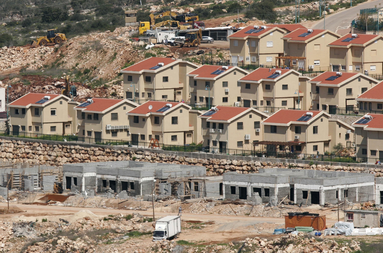 جرائم الاستيطان تتواصل في الأراضي الفلسطينية المحتلة