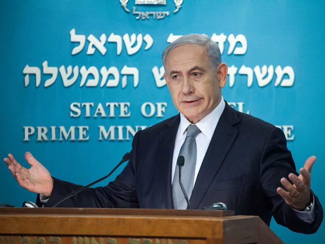 نتنياهو يستغل هجمات باريس لتشجيع هجرة اليهود لإسرائيل