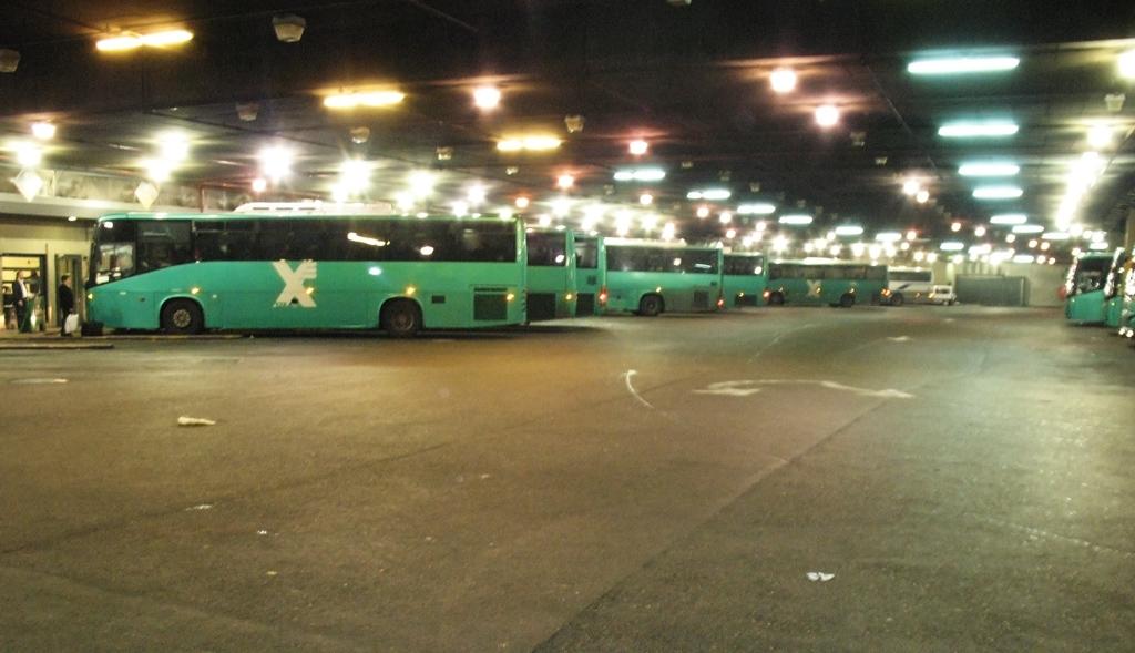 """اعتقال 16 قاصرا يهوديا  اعتادوا التنكيل بالسائقين العرب لحافلات """"إيجد"""""""
