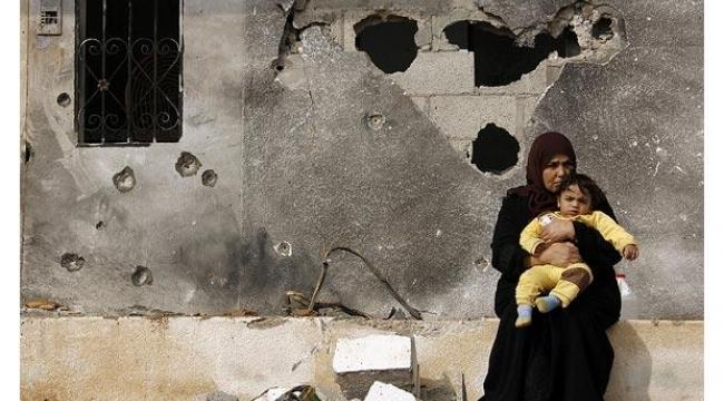 تقرير: تأثير انتهاكات الاحتلال على المرأة الفلسطينية