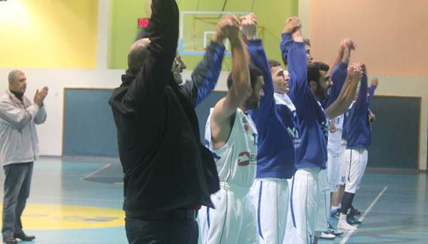 هبوعيل جت لكرة السلة يحقق الفوز الثامن على التوالي بالدرجة الأولى