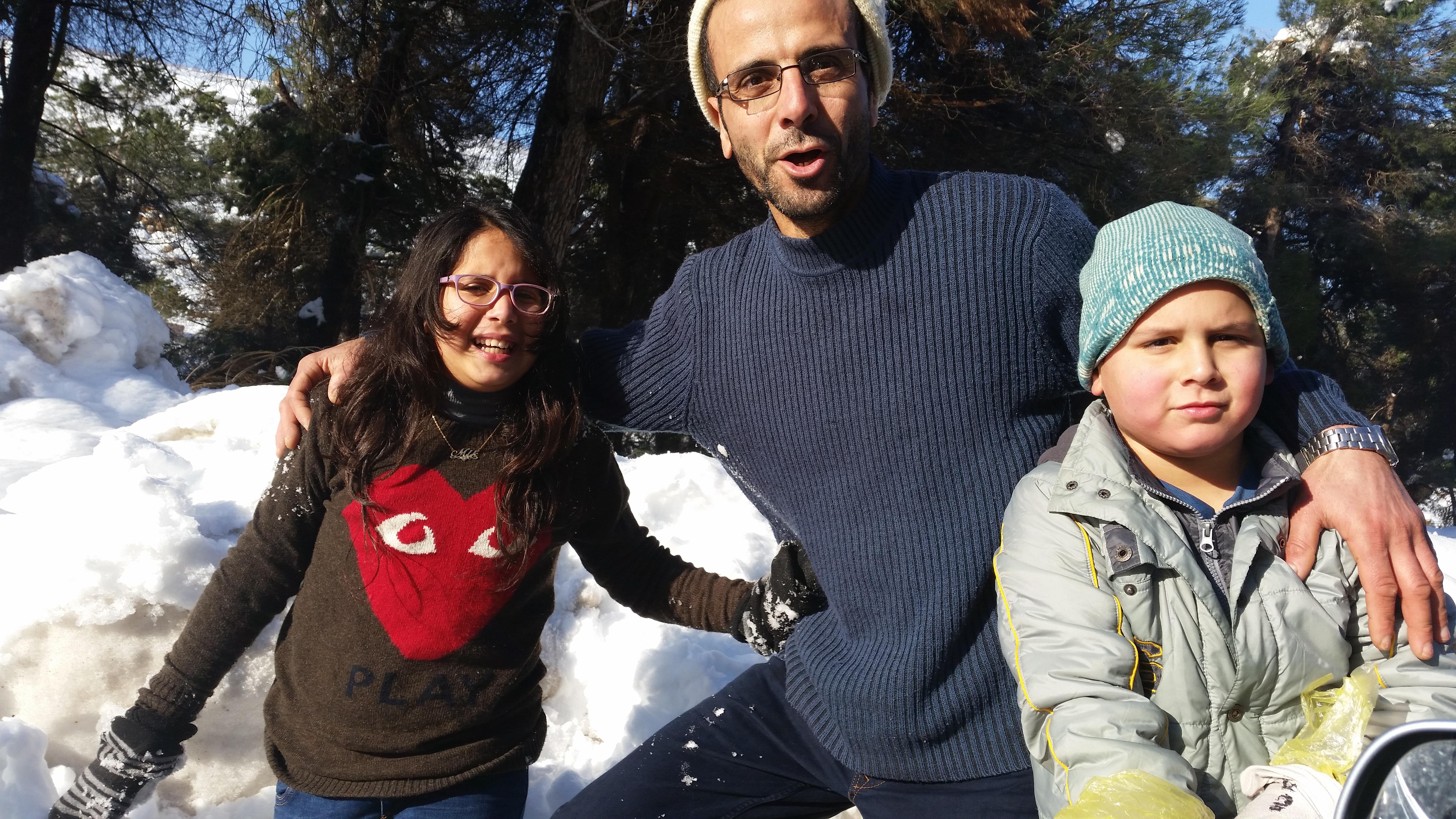 الجولان المحتل يستقطب العائلات العربية من الداخل