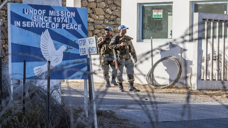 أوندوف: طائرتان إسرائيليتان بدون طيار نفذتا الهجوم في القنيطرة