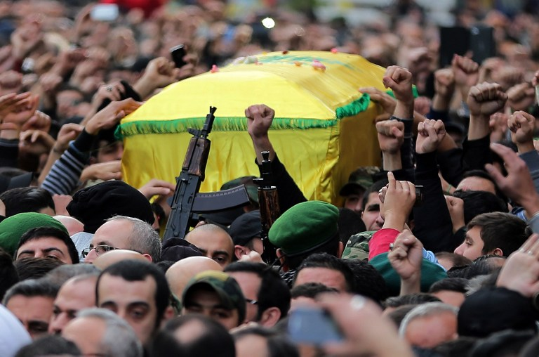 نشطاء من حزب الله يطلقون النار عند الحدود اللبنانية – الإسرائيلية