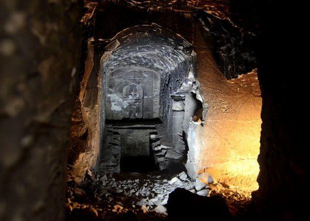 اكتشاف جبانة أثرية تعود إلي العصر اليوناني الروماني بمصر