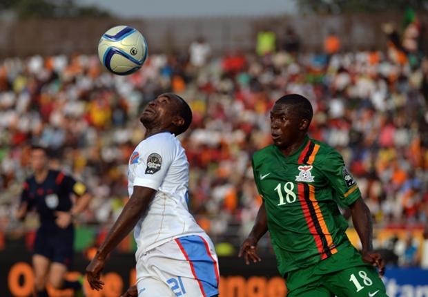 (فيديو) فوز صعب لمنتخب تونس على زامبيا 2-1