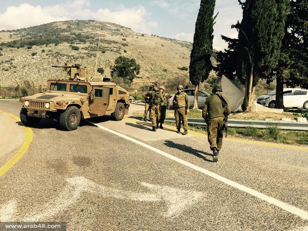 أنباء متضاربة عن أسر جندي إسرائيلي خلال عملية شبعا