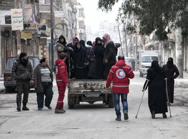 وكالات الأمم المتحدة تجد صعوبة في تقديم المساعدات للسوريين