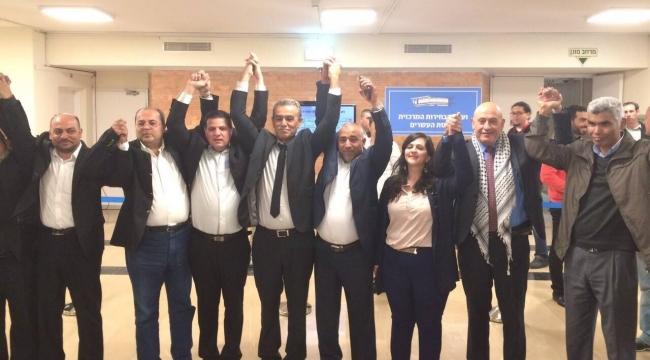 الجامعة العربية تدعم دخول الاحزاب العربية انتخابات الكنيست بقائمة موحدة