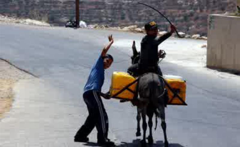 انتهاكات اسرائيل للحق في الماء في الأراضي الفلسطينية المحتلة عام 67