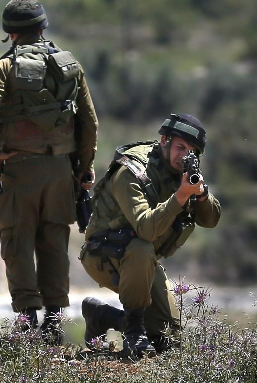 إصابة طفل فلسطيني برصاص الاحتلال في النبي صالح