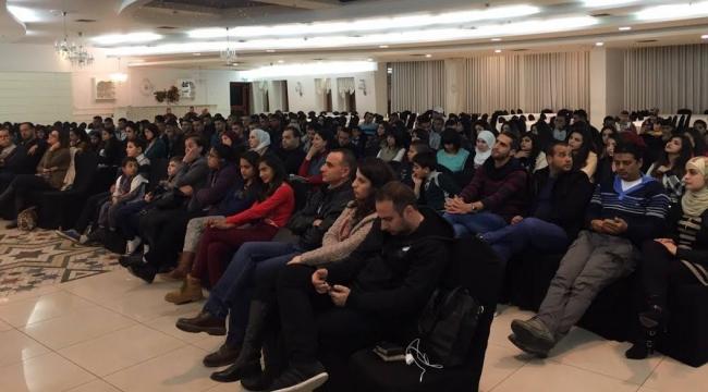 اتحاد الشباب الوطني ينظم أمسية ثقافية حاشدة في اكسال