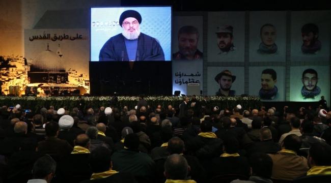 نصر الله: سنرد على أي اعتداء إسرائيلي على أي من كوادرنا