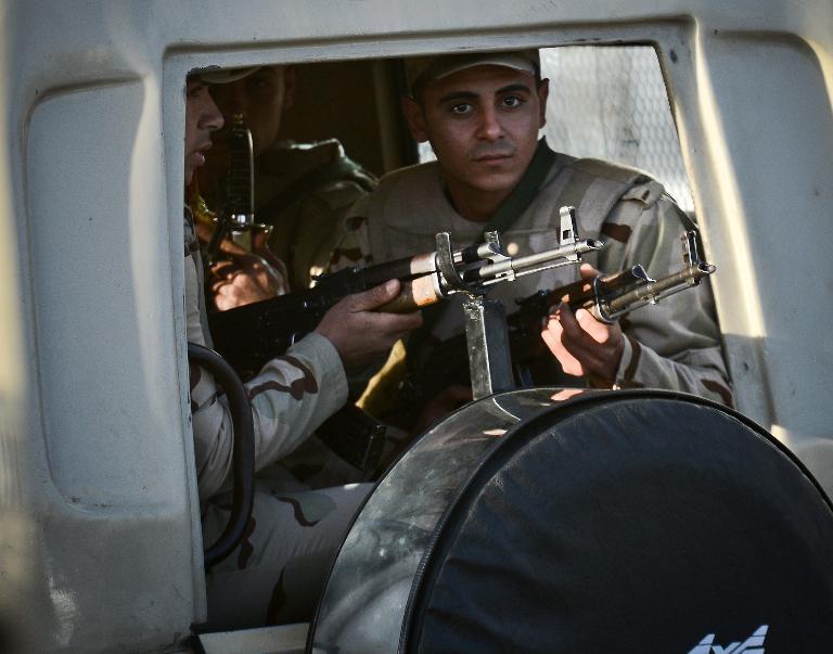 مقتل موظف في وزارة الداخلية المصرية في سيناء