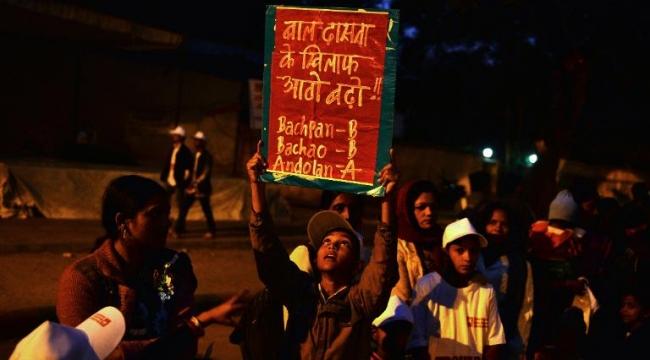 الشرطة الهندية تنقذ مئات الأطفال من ضحايا الاستعباد