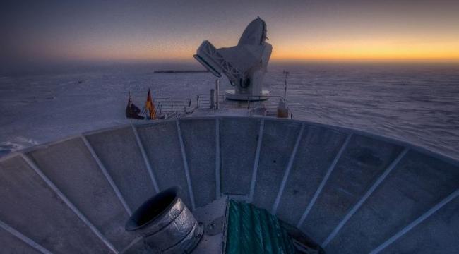 """التخلي نهائيا عن فرضية رصد موجات """"الانفجار العظيم"""""""