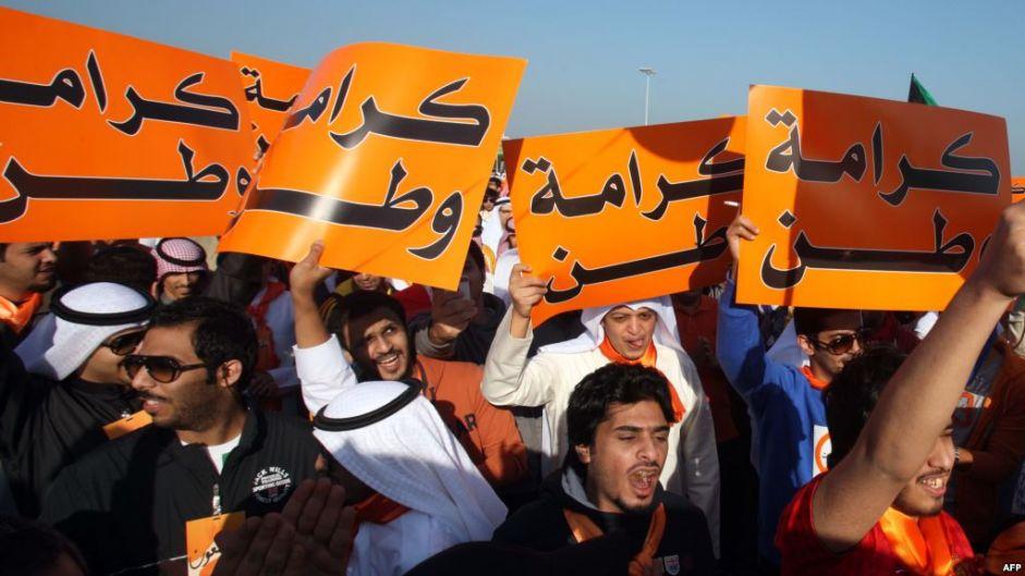 الكويت: احتجاز أشخاص بحجة الإساءة للأمير وملك السعودية الراحل