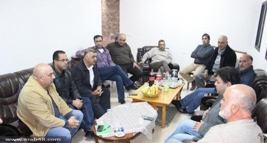 الرينة: ممثلو الأحزاب العربية يبدأون العمل لتحقيق إنجاز تاريخي