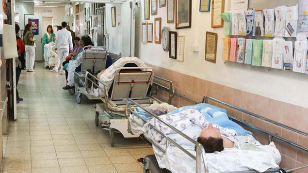 المستشفيات الإسرائيلية تواجه أزمة كبيرة والحكومة عاجزة