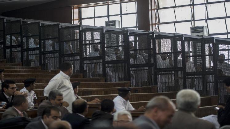 مصر: أحكام جماعية باعدام 183 متهما إسلاميا