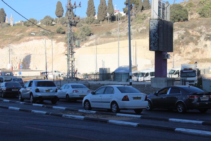 الناصرة: أزمة الدوّار تتفاقم