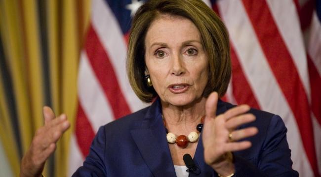 زعيمة الديمقراطيين تأمل ألا يتحدث نتنياهو أمام الكونجرس