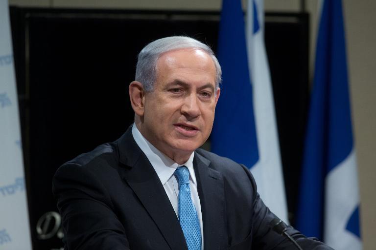 """قادة """"الوسط"""" و""""اليسار"""" في إسرائيل ضد خطاب نتانياهو في الكونغرس"""