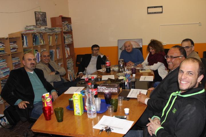 الناصرة : اجتماع ممثلي الأحزاب من أجل انجاح عمل القائمة المشتركة