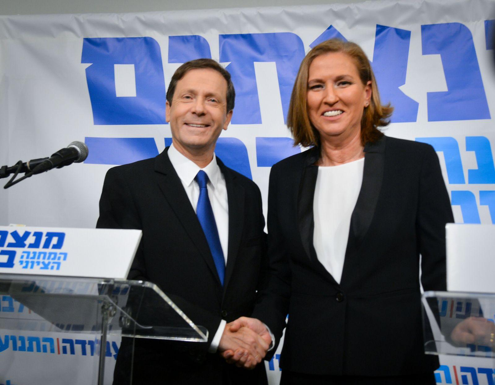 """""""المعسكر الصهيوني يتعهد بتنفيذ سياسة الليكود أفضل من الليكود"""""""