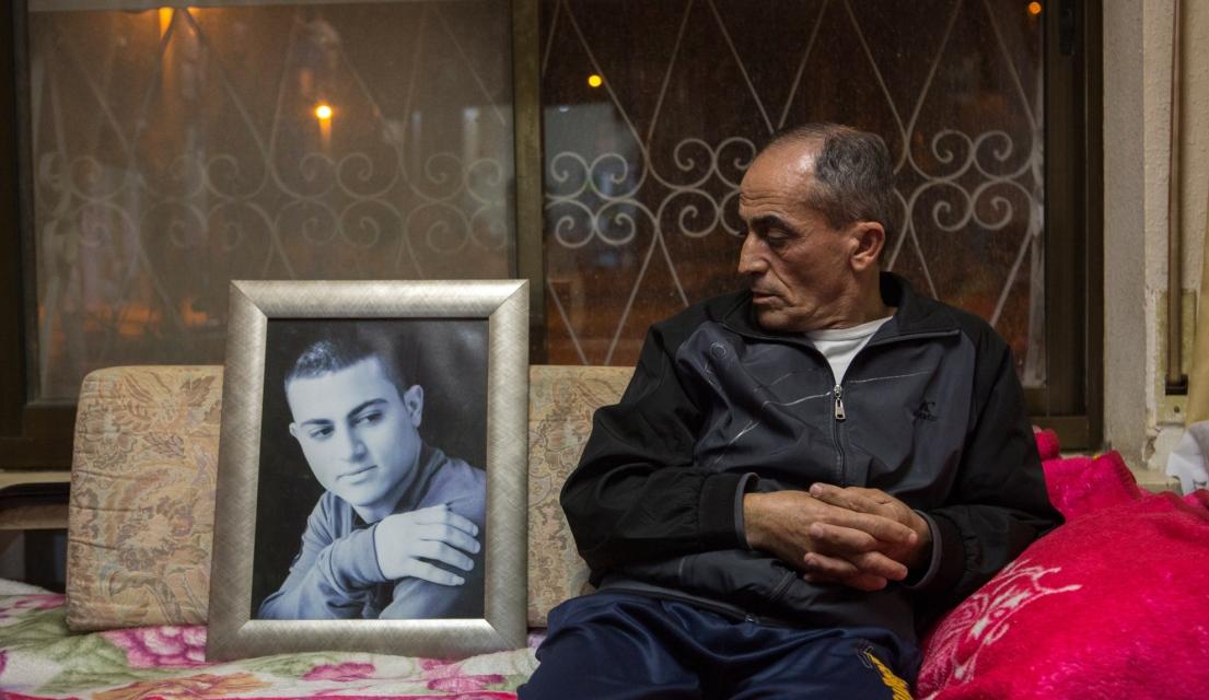 الأجهزة الأمنية الإسرائيلية: 35 شابا انضموا إلى داعش