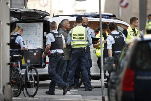 الشرطة الدنماركية تعلن مقتل شخص في اعتداء كوبنهاغن