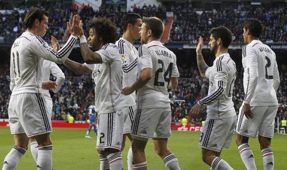 (فيديو) ريال مدريد يعود لنغمة الانتصارات أمام لاكورونيا