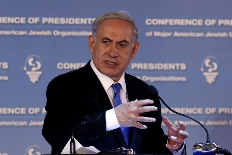 نتنياهو: إيران تحتل 4 عواصم عربية وتطوق باب المندب