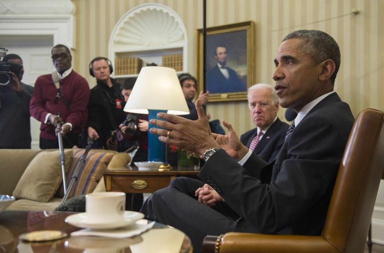 """أوباما يدعو العالم لمكافحة """"الوعود الزائفة"""" للمتطرفين"""